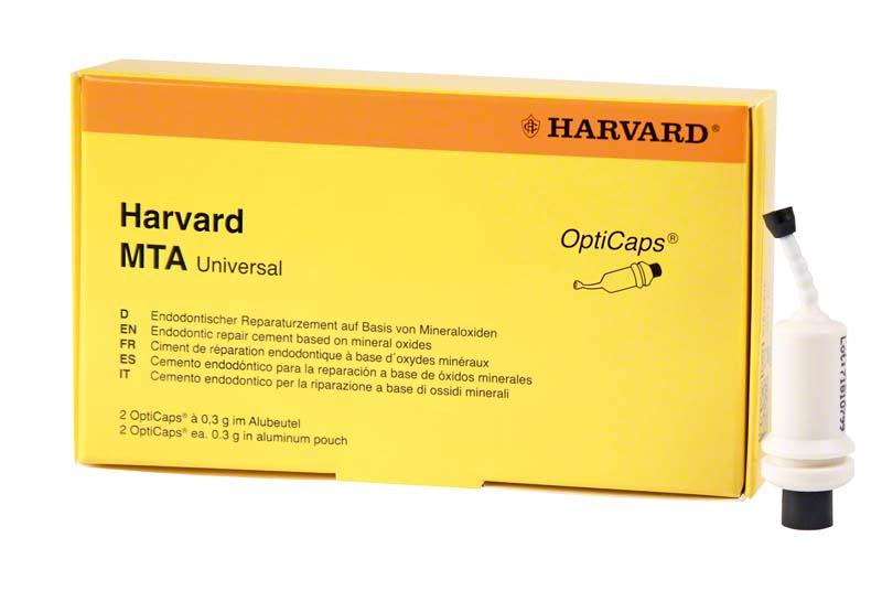 Harvard MTA Universal OptiCaps®