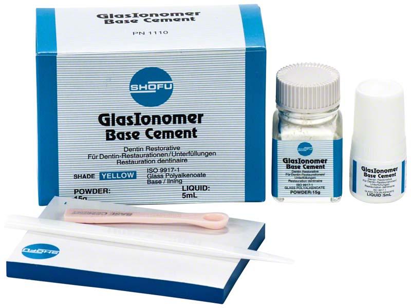 GlasIonomer Base Cement