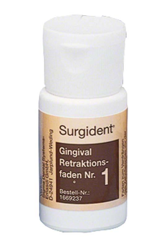 Surgident® Gingival-Retraktionsfaden