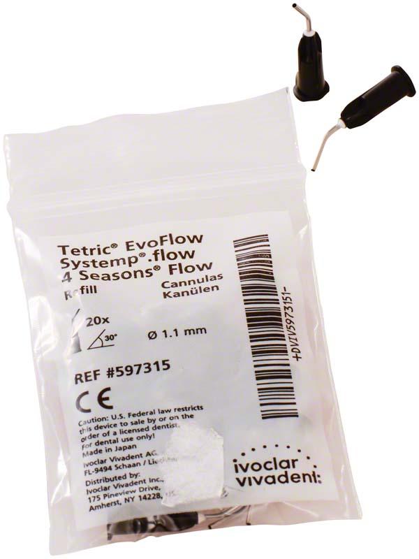 Tetric® EvoFlow Tips
