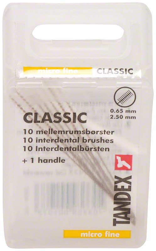 CLASSIC Interdentalbürsten