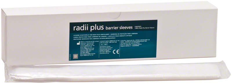 radii plus Schutzhüllen