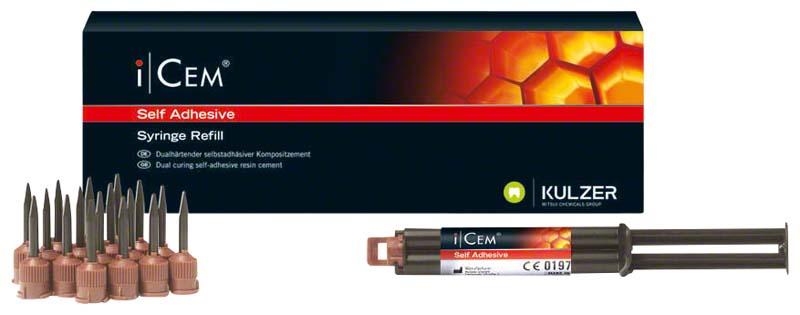 iCEM® Self Adhesive