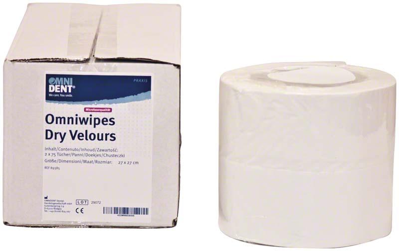 Omniwipes Dry Velours
