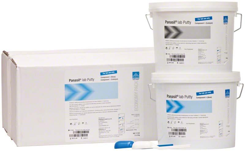 Panasil® lab Putty