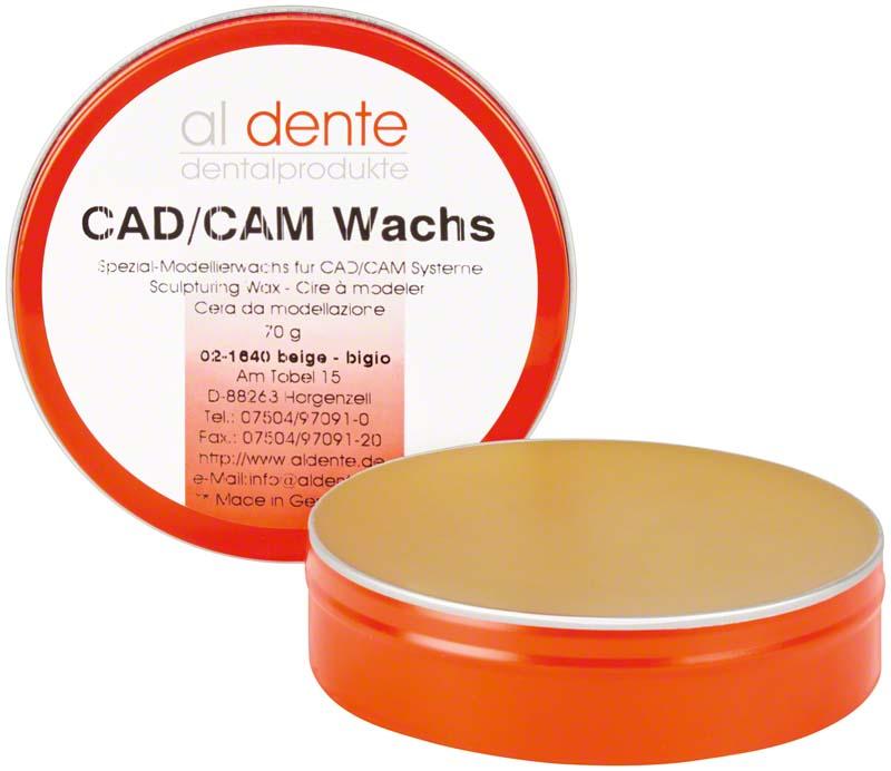 CAD/CAM Modellierwachs