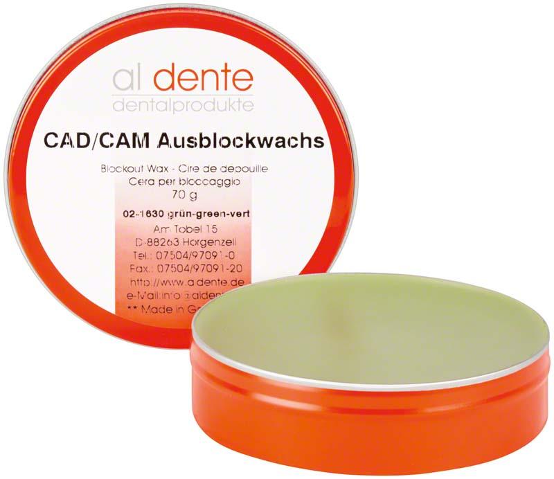 CAD/CAM Ausblockwachs