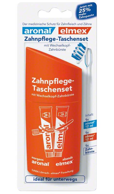 Zahnpflege-Taschenset
