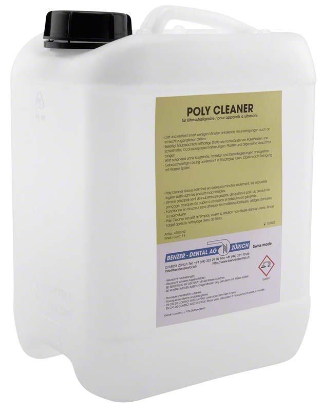 Poly Cleaner
